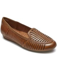 Rockport - W Galway Wovn Loafer - Lyst