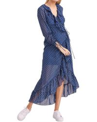 The Fifth Label - Titania Wrap Dress - Lyst