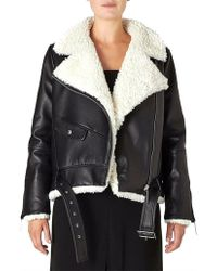 b69ab7e990d Wolfgang Leather Jacket - Black