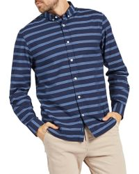The Academy Brand - Hall Shirt - Lyst