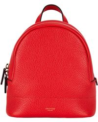 Oroton - Avalon Super Mini Backpack - Lyst