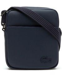 Lacoste - Mens Classic Xs Vert Cam Bag - Lyst