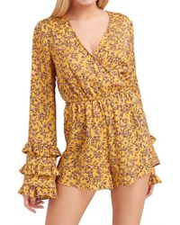 The Fifth Label Archer Playsuit - Multicolour