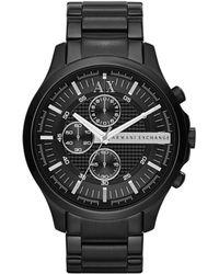 Armani Exchange - Hampton Watch - Lyst