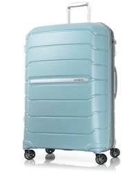 Samsonite Oc2lite 75cm Large Suitcase - Blue