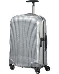 Samsonite Cosmolite 3 55cm Small Suitcase - Metallic