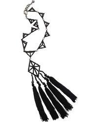 Lulu Frost - Helena Tassel Necklace - Lyst