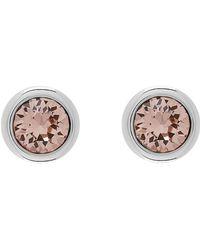 Ted Baker - Sinaa: Crystal Stud Earring - Lyst