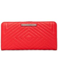 Rebecca Minkoff Sophie Quilted Snap Wallet - Multicolour