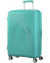 American Tourister Curio 80cm Large Suitcase - Green