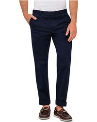Hackett - Cotton Tailor Fit Chino Trouser - Lyst