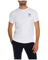 Nautica Competition Ss Tee - White