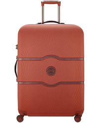 Delsey Chatelet Air 77cm Large Suitcase - Multicolour