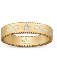 Gucci - Icon Blooms Collection Ring - Lyst