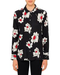 Equipment - Leema Poppy Shirt - Lyst