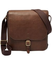 Fossil Buckner Citybag - Brown