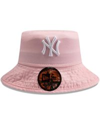 KTZ Pastel Pink Bucket