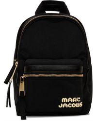 Marc Jacobs Mini Backpack - Black