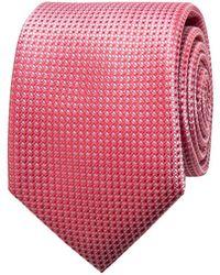 Geoffrey Beene - Neat Spot Geometric Tie - Lyst