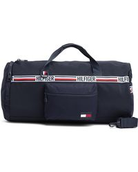 Tommy Hilfiger - Tommy Sports Tape Duffle - Lyst