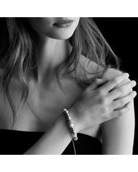 David Yurman - Dy Elements Bracelet With Black Onyx And Hematine, 8mm - Lyst