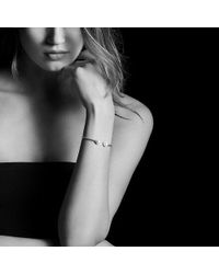 David Yurman - Solari Bead Bracelet With Diamonds And Pearls In 18k Gold - Lyst