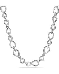 "David Yurman - Continuance Large Chain Necklace/18"" - Lyst"