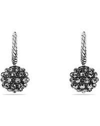 David Yurman | Osetra Earrings With Hematine | Lyst