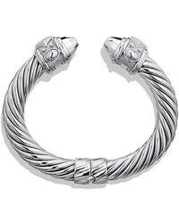 David Yurman - Renaissance Bracelet, 10mm - Lyst