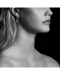 David Yurman - Châtelaine® Drop Earring With Hematine And Diamonds - Lyst