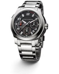 David Yurman - Revolution 43.5mm Chronograph Watch - Lyst