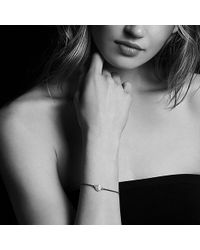 David Yurman - Solari Station Bracelet With Diamonds And Pearl - Lyst