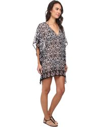 Tommy Bahama Vintage Paisley Tunic Cover-up - Lyst