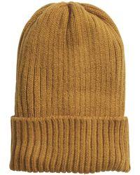 H&M - Rib-Knit Hat - Lyst