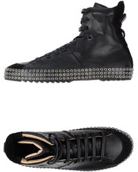 CoSTUME NATIONAL - High-tops & Trainers - Lyst