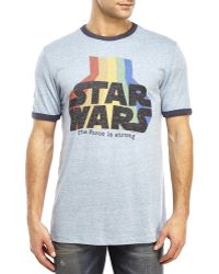 Junk Food - Star Wars The Force Is Strong Tee - Lyst