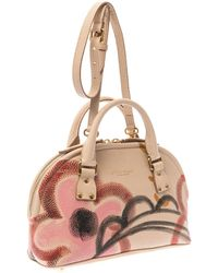 Burberry Prorsum | Bloomsbury Small Leather Shoulder Bag | Lyst