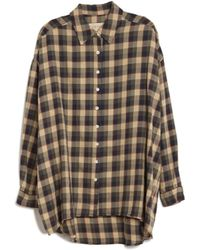 The Great | The Big Long Sleeve Shirt | Lyst