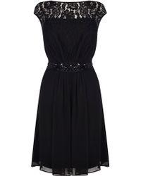 Coast Lori Lee Short Dress - Lyst