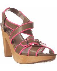 Me Too - Ebony6 Dress Sandal - Lyst