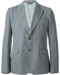 Dolce & Gabbana Lightweight Blazer - Lyst