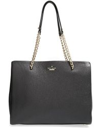 Kate Spade 'Emerson Place - Smooth Phoebe' Leather Shoulder Bag - Lyst
