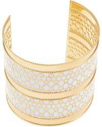 Panacea Honeycomb Cuff Bracelet - Lyst
