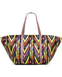 M missoni Tribal Beach Bag   Lyst
