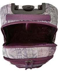 Ogio Phantom Wheeled Pack - Purple