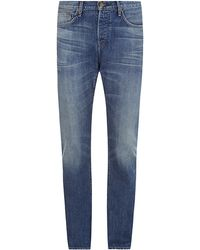 Burberry Brit Straight Fit Jeans - Lyst