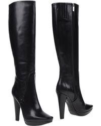 Calvin Klein Boots - Black