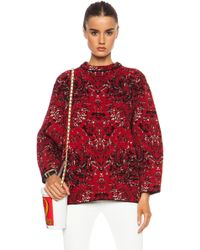 M Missoni Jacquard Printed Pullover - Lyst