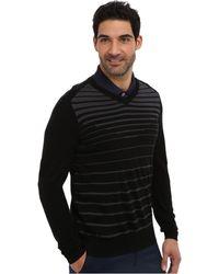 Nike 3d V-neck Sweater - Black