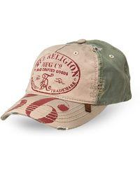 True Religion Baseball Cap - Lyst